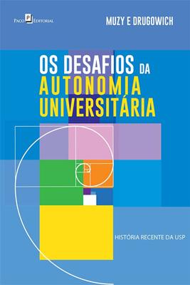 Capa do Livro Os desafios da autonomia universitária