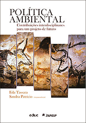 """Capa do livro """"Política Ambiental"""""""