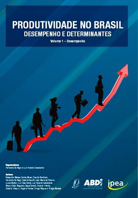 Capa do livro - Produtividade no Brasil