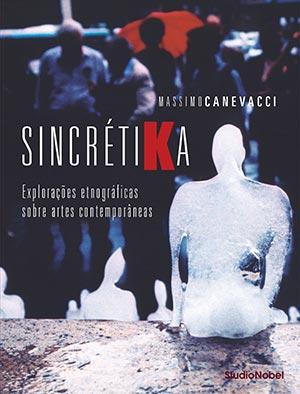 """Capa do livro """"SincretiKa"""" - 2"""