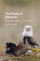 "Capa do livro ""Study of Behavior"""
