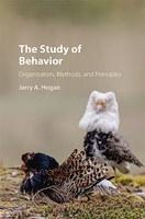 """Capa do livro """"Study of Behavior"""""""