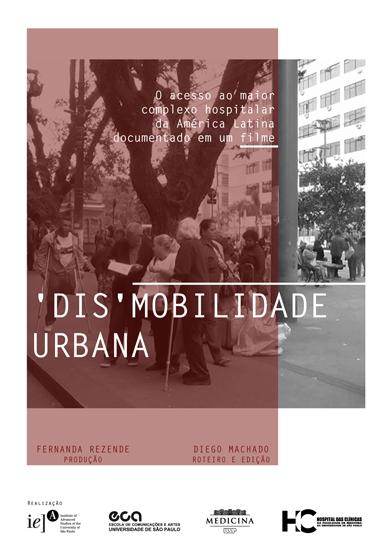 Capa documentário 'Dis'Mobilidade