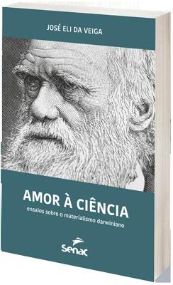 Capa Livro - Amor à Ciência - José Eli da Veiga
