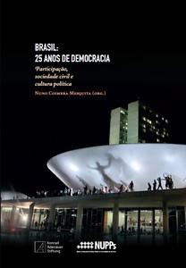 capa livro Brasil 25 anos de democracia