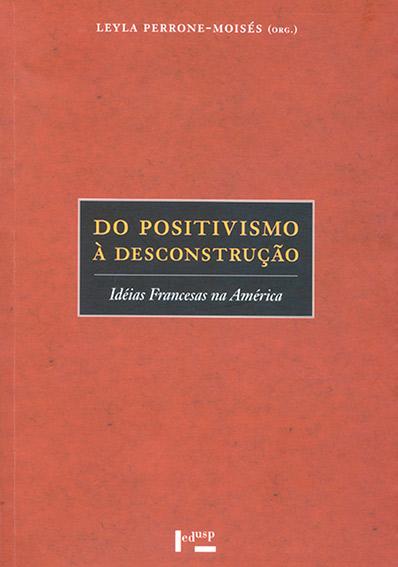 Capa Livro - Do Positivismo a Desconstrução