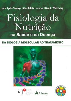 Capa livro Fisiologia da Nutrição