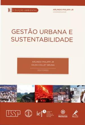 872067fe5 Novo livro reúne artigos sobre gestão urbana e sustentabilidade ...