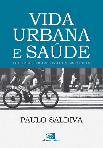 Capa Livro - Vida urbana e saúde