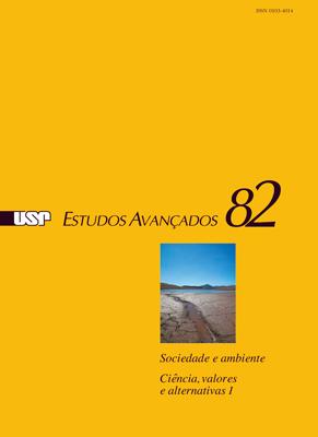 Capa Revista Estudos Avançados V 28 N 82