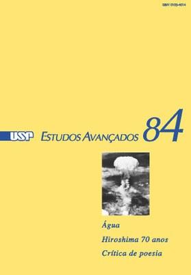 Capa Revista Estudos Avançados V 29 N 84