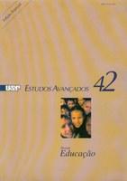 Capa Revista Estudos Avançados v15 n42