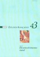 Capa Revista Estudos Avançados v15 n43