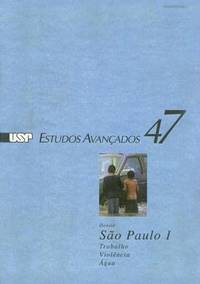 Capa Revista Estudos Avançados v17 n47