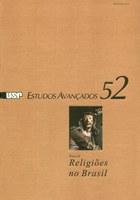 Capa Revista Estudos Avançados v18 n52