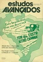 Capa Revista Estudos Avançados v2 n3