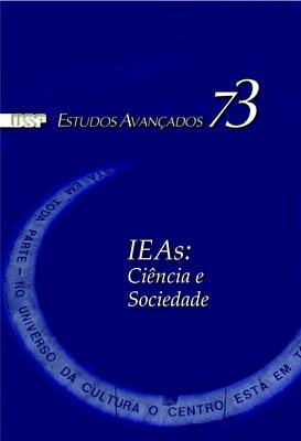 Capa Revista Estudos Avançados v25 n73