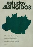 Capa Revista Estudos Avançados v3 n5