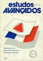 Capa Revista Estudos Avançados v3n6