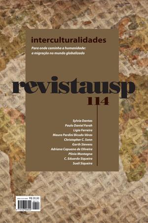 Capa Revista USP 114