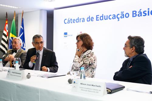 Cátedra de Educação - 1