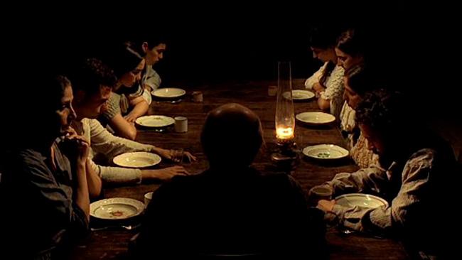 """Cena do filme """"Lavoura Arcaica"""""""