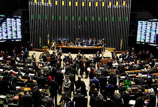 Congresso Nacional - junho de 2019