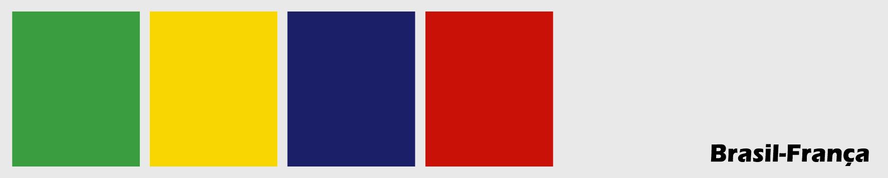 Brasil - França Capa 3a