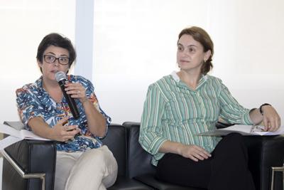 Marussia Whately e Ana Paula Fracalanza