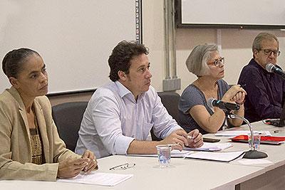 Diálogos sobre a Amazônia - Ateliê de Ideias - 1º encontro