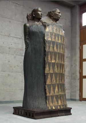 """""""Izanagi e Izanami"""" (2012), de Satoru Kitago"""