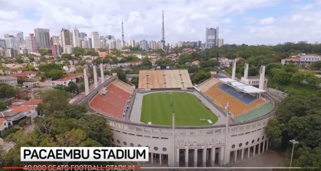 Estádio Pacaembu1