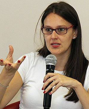 Esther Solano - 9-3-17