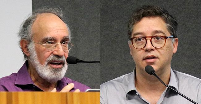 Guilherme Ary Plonski e Eduardo Saron - 5/12/2019