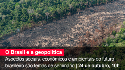 Home 1 - Brasil e a geopolítica