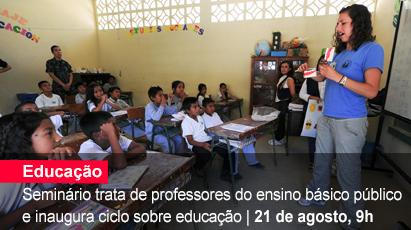 Home 1 - Educação básica