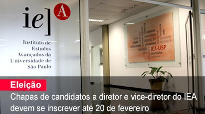 Home 1 - Eleições IEA - 2020