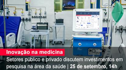 Home 1 - Inovação na medicina