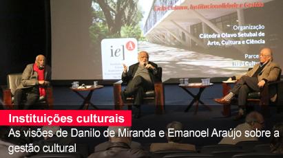 Home 1 - Instituições culturais