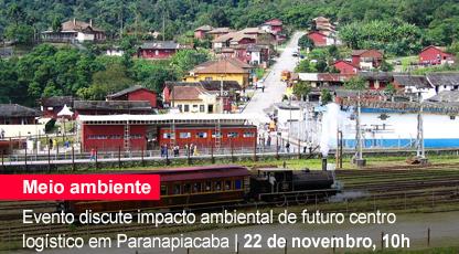 Home 1 - Paranapiacaba
