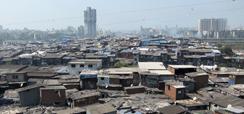 Home 2 - favela Índia