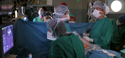Home 2 - Sala de cirurgia