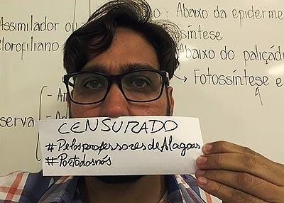 Igor Mascarenhas - Protesto