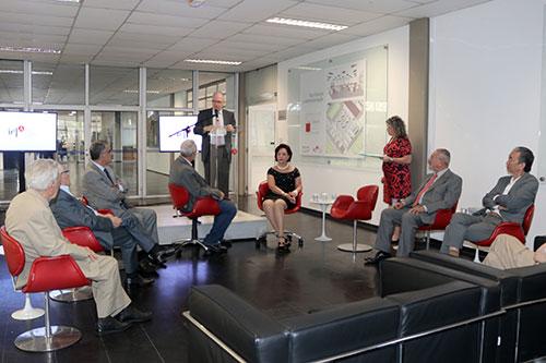 Inauguração da nova sede do IEA - 18/1/18 - 2