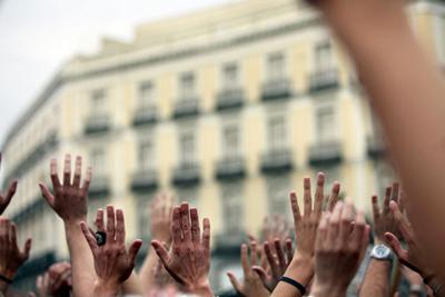 Indignados - Espanha