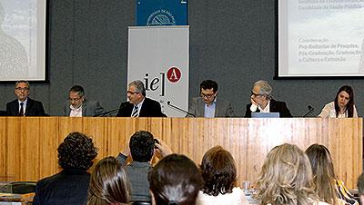 Interdisciplinaridade e Inovação em Universidades de Excelência - Mesa 4