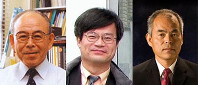 Isamu Akasaki, Hiroshi Amano e Shuji Nakamura