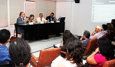 Mesa-redonda Qualidade da Democracia: Conceito e Aplicação