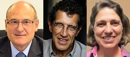 José de Filippi Jr, Carlos Augusto Monteiro e Ana Lydia Sawaya