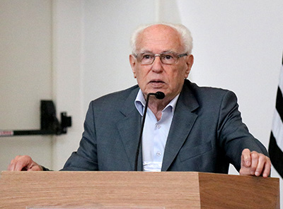 José Goldemberg - março de 2018